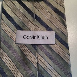 Calvin Klein Accessories - Calvin Klein neck tie.